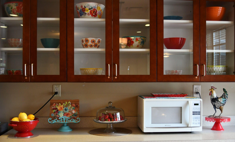 Greenhouse Kitchen Counter