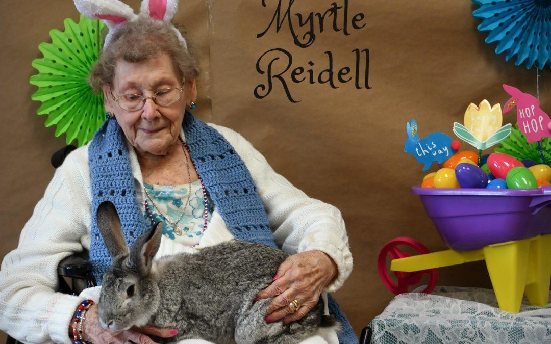 I'm Still Me: Ms. Myrtle Reidell