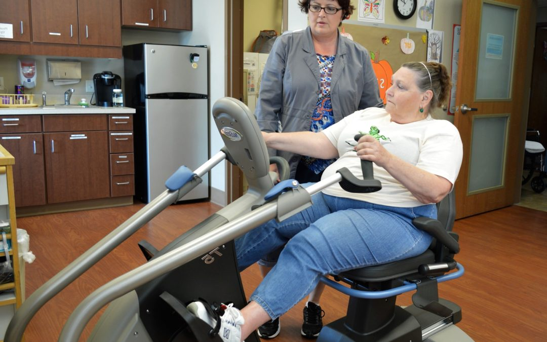 Cutting Edge Rehabilitation/Therapy Equipment Added