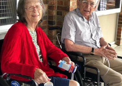 Robert Mynatt and Wife