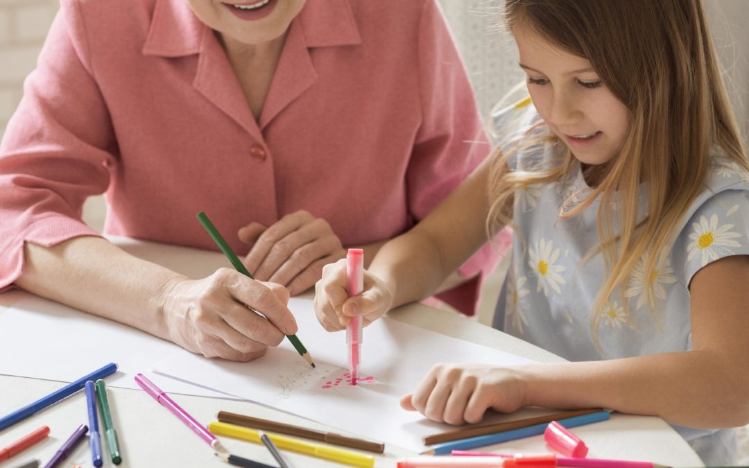 8 Fun Things to Do with Grandkids When They Visit