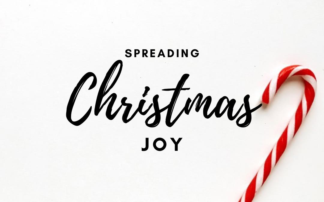 Spreading Christmas Joy in 2020