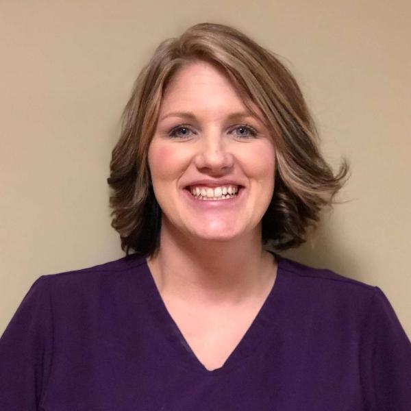 Leslie Ferguson October 2020 Employee of the Month for Jefferson Park at Dandridge