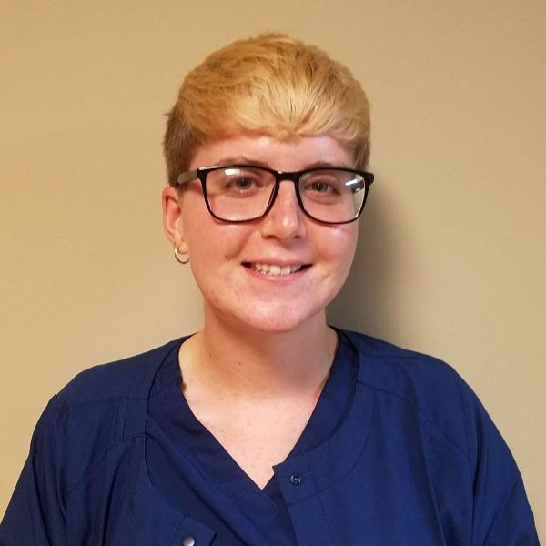 Stephanie Green November 2020 Employee of the Month for Jefferson Park at Dandridge