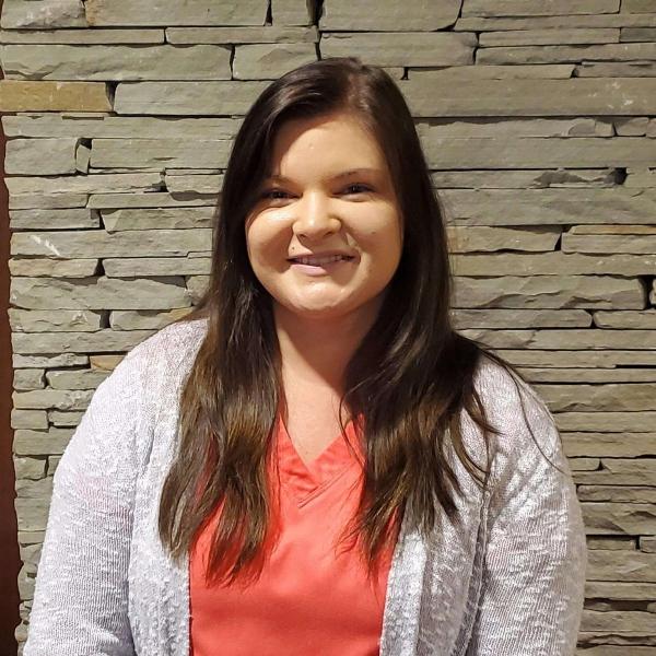 Victoria Reedy September 2020 Employee of the Month for Jefferson Park at Dandridge
